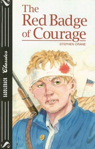 The Red Badge of Courage (Saddleback Classics): Crane, Stephen