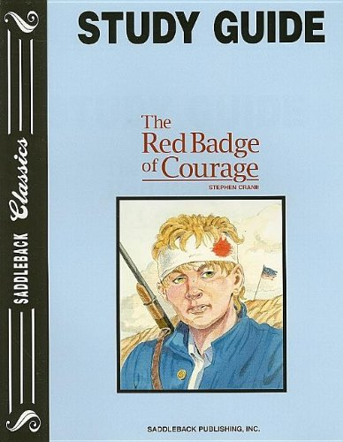 9781562542719: Red Badge of Courage - Study Guide
