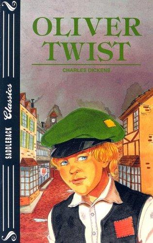 Oliver Twist (Saddleback Classics): Dickens, Charles