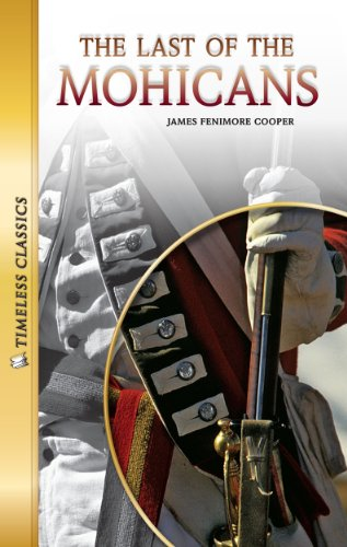 The Last of the Mohicans Audio Package: Saddleback Educational Publishing