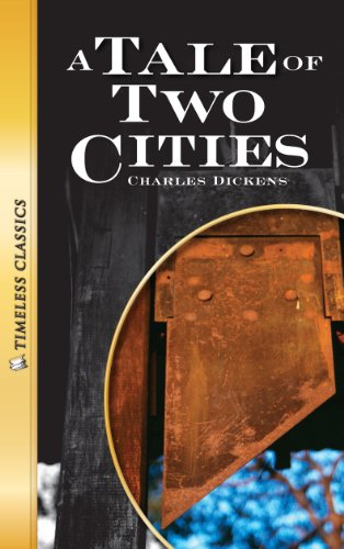 9781562543303: A Tale of Two Cities Audio Package (Timeless) (Saddleback Classics)