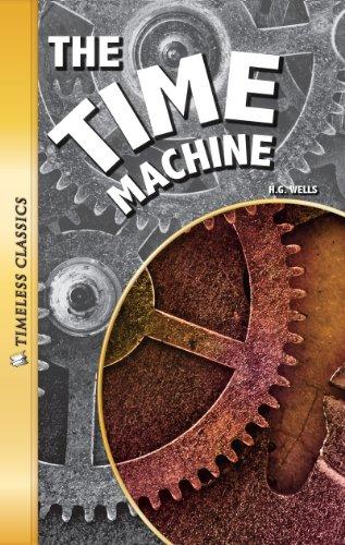 9781562543327: Time Machine (Saddleback Classics)