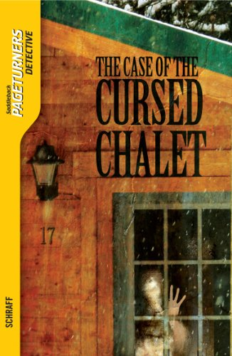 Case of the Cursed Chalet, The (Detective) (Pageturners Detective): Anne Schraff
