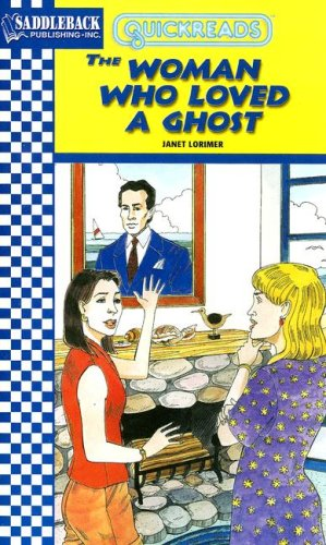 9781562544348: The Woman Who Loved a Ghost (Quickreads)