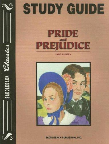 9781562545307: Pride and Prejudice (Saddleback Classics)