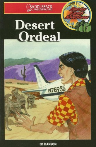 9781562545529: Desert Ordeal (Barclay Family Adventures)