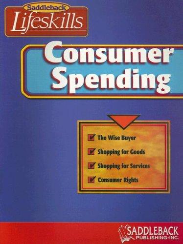 9781562545680: Consumer Spending (Saddleback Lifeskills)