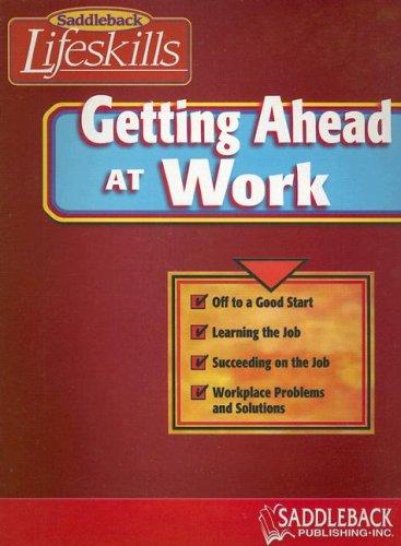 9781562545703: Getting Ahead at Work (Lifeskills Series)