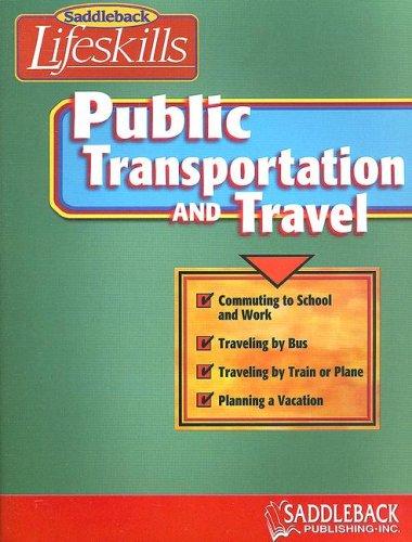 9781562545727: Public Transportation and Travel (Saddleback Lifeskills)