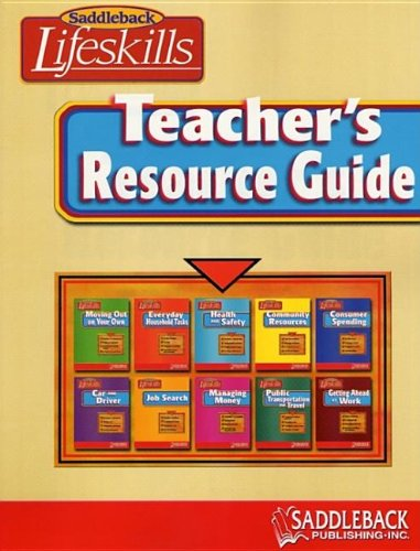 9781562545741: Teacher's Resource Guide (Lifeskills Series)