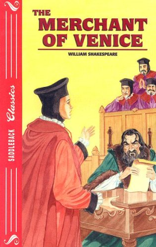 9781562546335: The Merchant of Venice (Saddleback Classics)