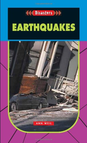 9781562546526: Earthquakes- Disasters