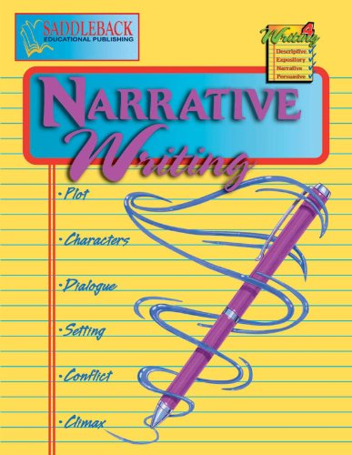 Narrative Writing- Writing 4 (1562547526) by Emily Hutchinson