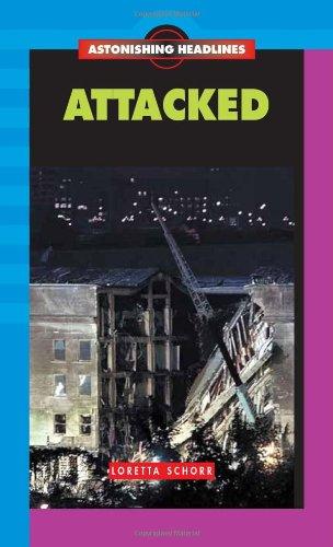 9781562548148: Attacked- Astonishing Headlines