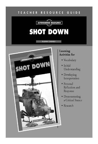 9781562548278: Shot Down! Teacher's Resource Guide- Astonishing Headlines