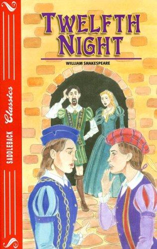 9781562548582: Twelfth Night (Saddleback Classics)