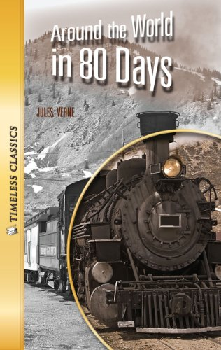 9781562548650: Around the World in 80 Days Audio Package (Timeless) (Saddleback Timeless Classics)
