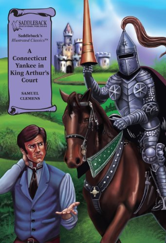 A Connecticut Yankee in King Arthur's Court [With Books] (Illustrated Classics): Twain, Mark