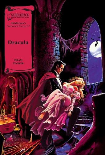 Dracula Read-Along (Illustrated Classics): Saddleback Educational Publishing