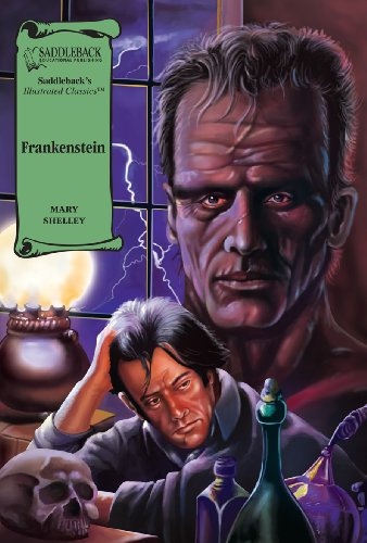 Frankenstein (Illustrated Classics): Shelley, Mary