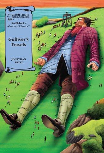 9781562549022: Gulliver's Travels (Saddleback's Illustrated Classics)