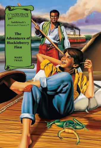 9781562549060: Huckleberry Finn (Illustrated Classics)