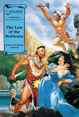 9781562549190: The Last of the Mohicans-Illustrated Classics-Read Along