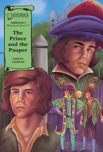 9781562549312: The Prince and the Pauper-Illustrated Classics-Read Along