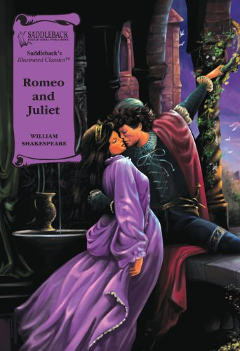 9781562549343: Romeo and Juliet (Saddleback's Illustrated Classics)