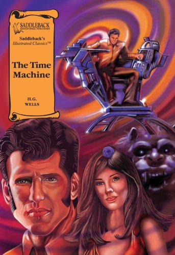 9781562549442: The Time Machine (Saddleback's Illustrated Classics)