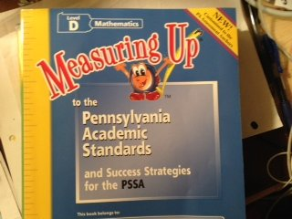 Measuring Up to the Pennsylvania Academic Standards: Jane Brooks