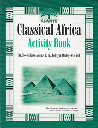 9781562569013: Activity Book for Classical Africa