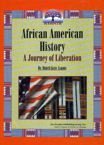 9781562569204: African American History: A Journey of Liberation