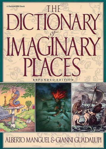 9781562605490: The Dictionary of Imaginary Places