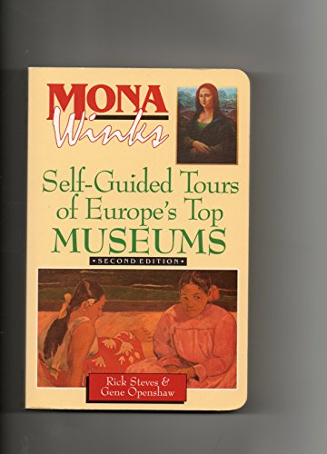 9781562610678: Mona Winks: Self-Guided Tours of Europe's Top Museums
