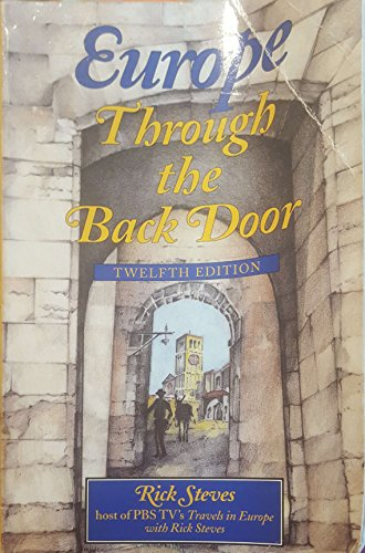 9781562611422: Europe Through the Back Door