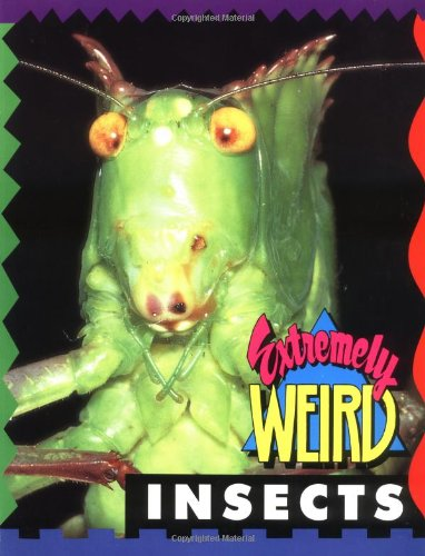 9781562612832: Extremely Weird Insects