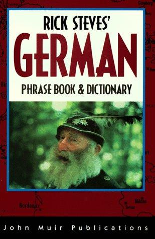 9781562613129: Rick Steves' German Phrase Book & Dictionary