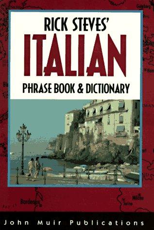 9781562613136: Rick Steves' Italian Phrase Book & Dictionary