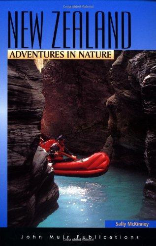 DEL-Adventures in Nature: New Zealand (Adventures in: Sally McKinney