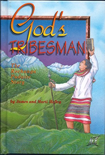 9781562650032: God's Tribesman: The Rochunga Pudaite Story