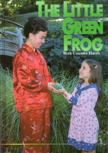 The little green frog: Beth Coombe Harris