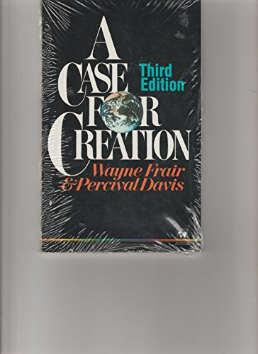 9781562650223: A case for creation