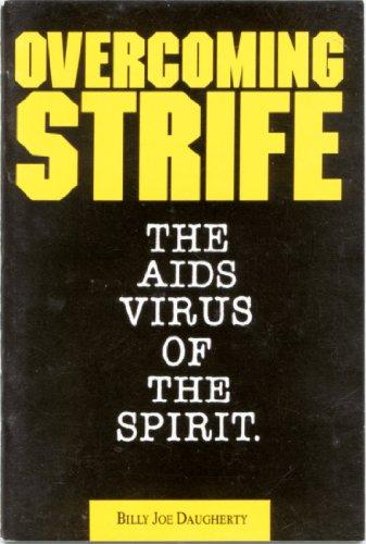 9781562670849: Overcoming Strife (The Aids Virus of the Spirit)