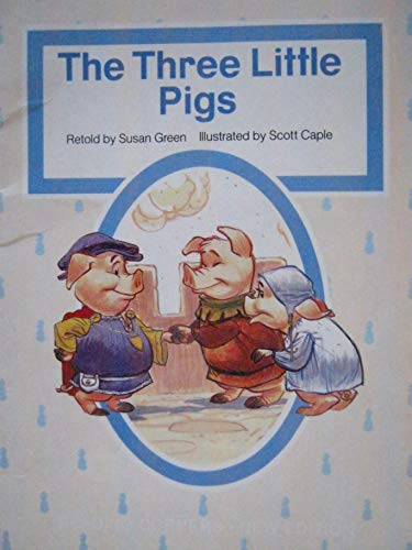 9781562700799: THREE LITTLE PIGS (Dominie Reading Corners)