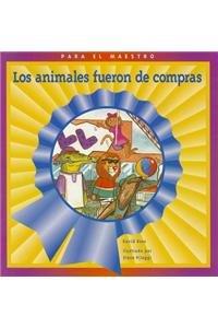 9781562706371: ANIMALES FUERON DE COMPRAS (Para El Maestro Serie 1)