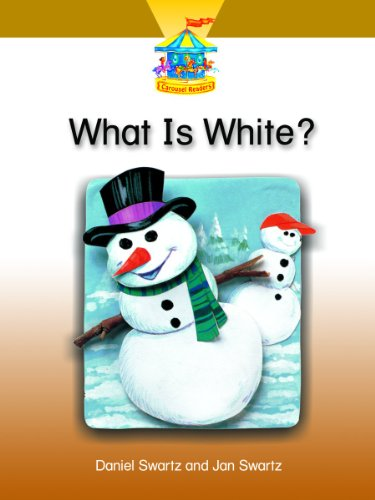 WHAT IS WHITE? (DOMINIE CAROUSEL READERS): Education, Pearson
