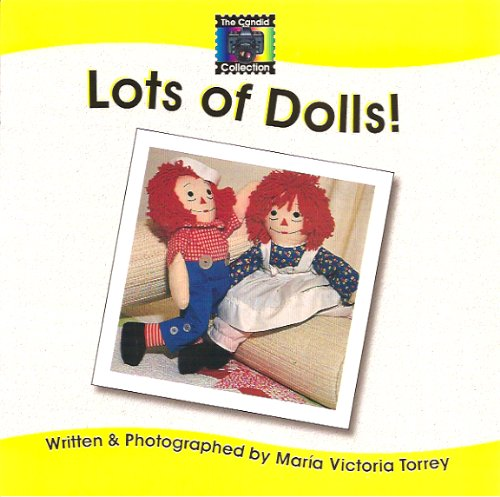 9781562707774: Lots of dolls! (The Candid collection)