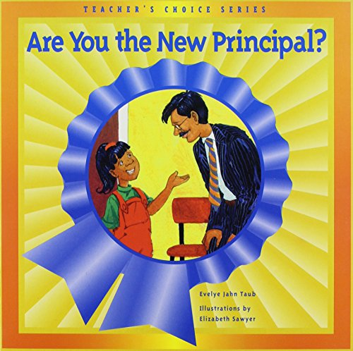 9781562708269: Are You the New Principal?