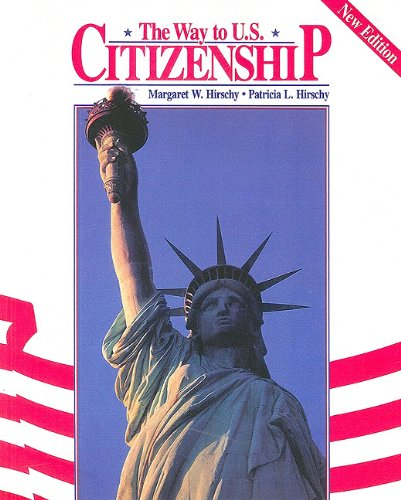 9781562709723: The Way to U.S. Citizenship, 6th Edition